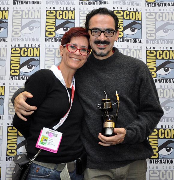 Comic-Con International 2015 Inkpot Awards