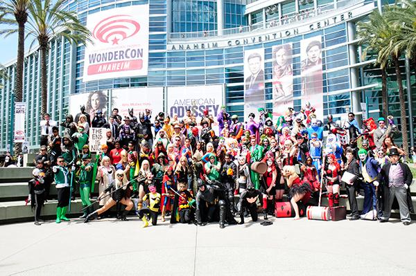 WonderCon 2015 Saturday Photo Gallery