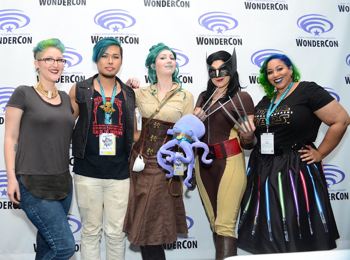 WonderCon 2016 Day One Photo Gallery