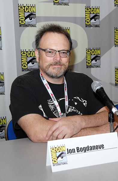 Jon Bogdanove at Comic-Con International 2013