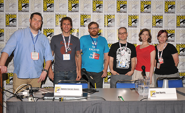 Oni Press panel at Comic-Con International 2013