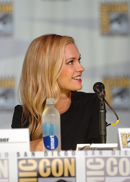 Anna Paquin at Comic-Con International 2013