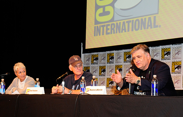 Pinky and the Brain at Comic-Con International 2013