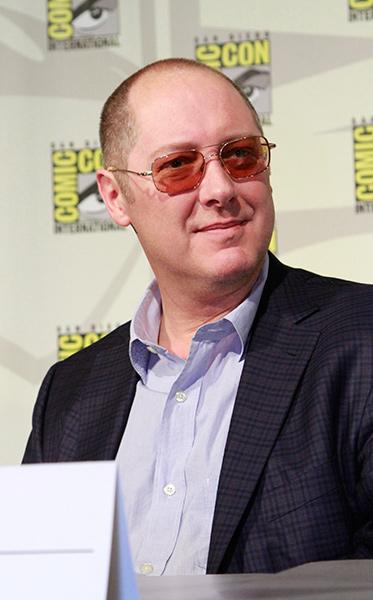 James Spader at Comic-Con International 2013