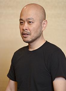 Tsutomu Nihei at Comic-Con International 2016