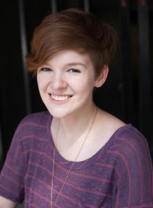 Noelle Stevenson at Comic-Con International 2016