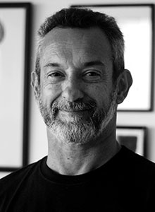 Eduardo Risso at Comic-Con International 2017, July 20–23 at the San Diego Convention Center