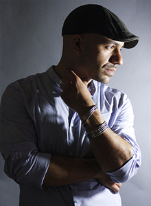 Daniel José Older at Comic-Con International, July 19-22 at the San Diego Convention Center