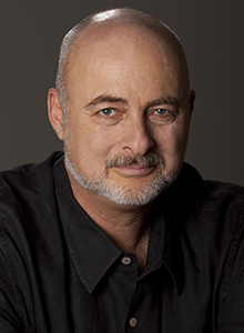 David Brin at Comic-Con 2019, July 18-21 at the San Diego Convention Center