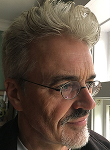 Eddie Campbell at Comic-Con 2019, July 18-21 at the San Diego Convention Center
