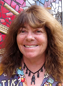 Mary Fleener at Comic-Con 2019, July 18-21 at the San Diego Comic Convention