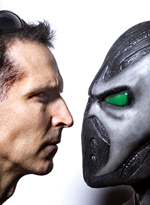 Todd McFarlane at Comic-Con 2019, July 18-21 at the San Diego Convention Center