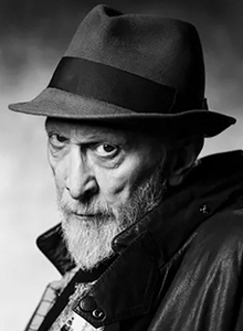 Frank Miller at Comic-Con 2019, July 18-21 at the San Diego Convention Center
