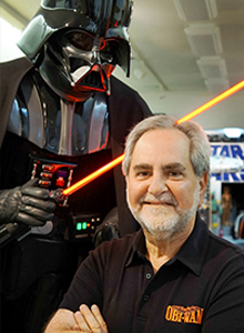 Steve Sansweet at Comic-Con 2019, July 18-21 at the San Diego Convention Center