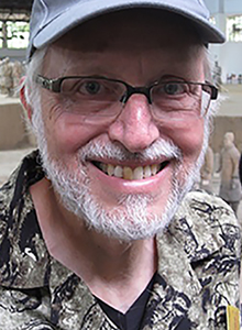 Marv Wolfman at Comic-Con 2019, July 18-21 at the San Diego Convention Center