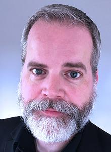 Chris Roberson at WonderCon Anaheim, March 31–April 2 at the Anaheim Convention Center