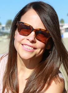 Margaret Stohl at WonderCon Anaheim 2017, March 31–April 2 at the Anaheim Convention Center