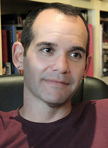 Judd Winick at WonderCon Anaheim 2017, March 31–April 2 at the Anaheim Convention Center