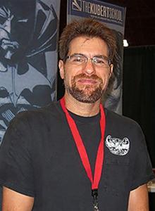 Andy Kubert at WonderCon Anaheim 2019, March 29-31 at the Anaheim Convention Center