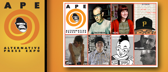 APE 2014 Special Guests
