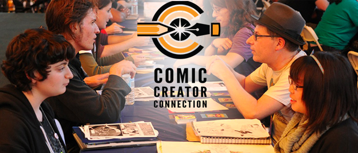 APE 2014 Comic Creator Connection