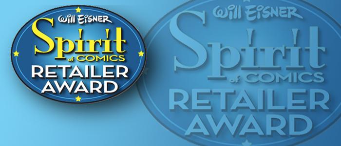 2014 Will Eisner Spirit of Comics Retailer Awards