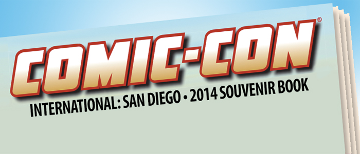 Comic-Con International 2014 Souvenir Book