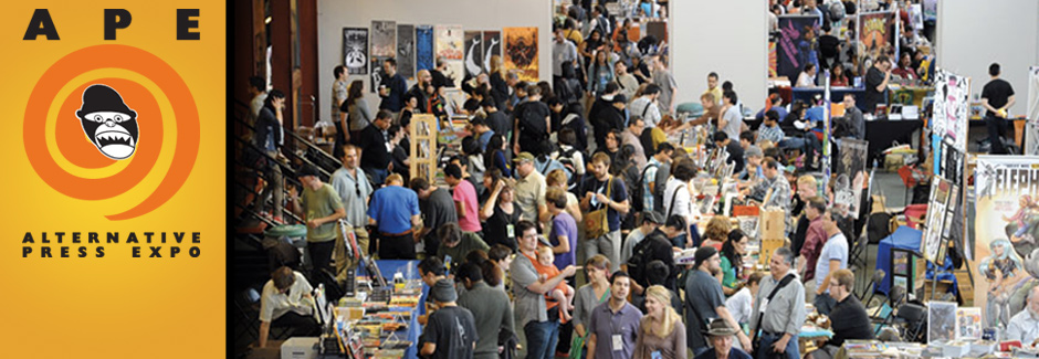 APE, the Alternative Press Expo