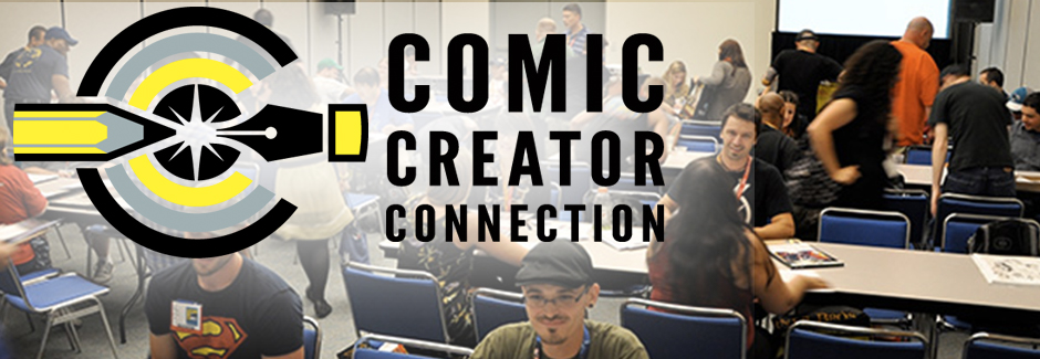 Comic-Con International's Comic Creator Connection