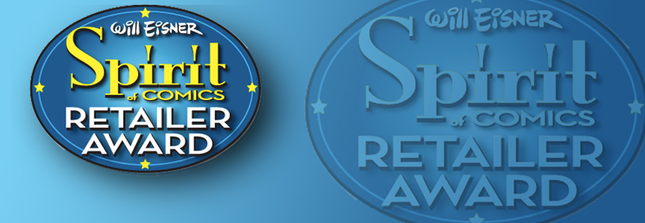 2014 Will Eisner Spirit of Comics Retailer Award Recipents