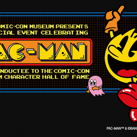 PAC-MAN 2020 Character Hall of Fame Inductee