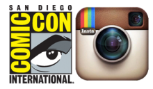 Follow Comic-Con on Instagram!