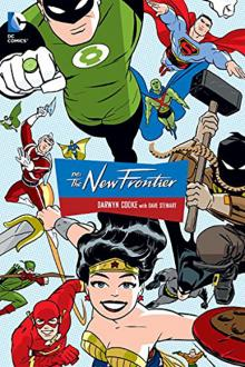 DC: The New Frontier by Darwyn Cooke
