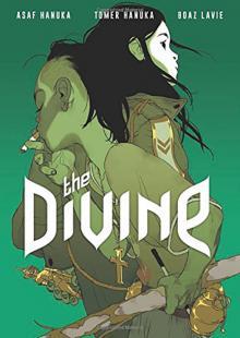 The Divine by Boaz Lavie, Tomer Hanuka and Asaf Hanuka