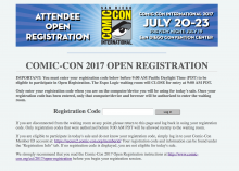 Registration Code Entry