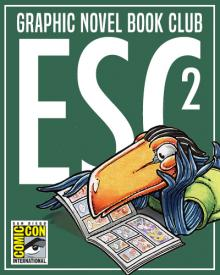 Comic-Con Graphic Novel Book Clubs