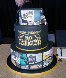 CCI 50 Cake