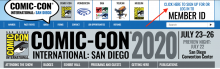 Comic-Con Registration Update