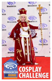 WonderCon@Home Cosplay Challenge