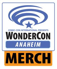 WonderCon Anaheim 2020 Merch