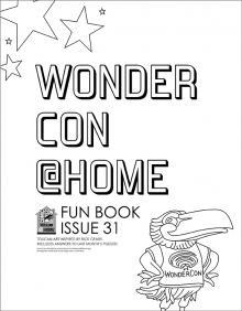 Comic-Con Museum@Home Fun Book #31: WonderCon@Home