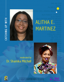 Virtual Panel: Catching Up with Alitha E. Martinez