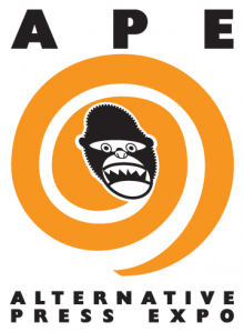 APE, Alternative Press Expo, logo