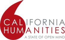 California Humanities: A State of Open Mind logo