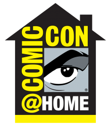 Comic-Con@Home 2020 Programming Schedule