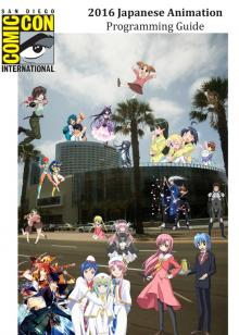 Comic-Con International 2017 Free Onsite Publications