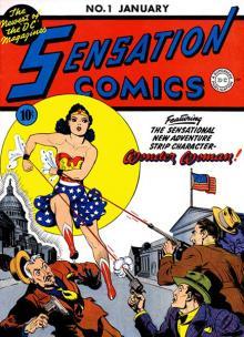 75th Anniversary of Wonder Woman