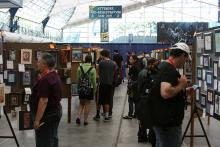 Comic-Con International Art Show