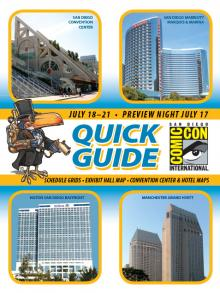 Comic-Con Quick Guide