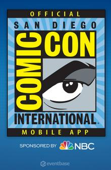 OFFICIAL Comic-Con App for iOS and Android